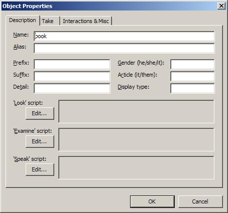 QDK 3.0 Object Editor